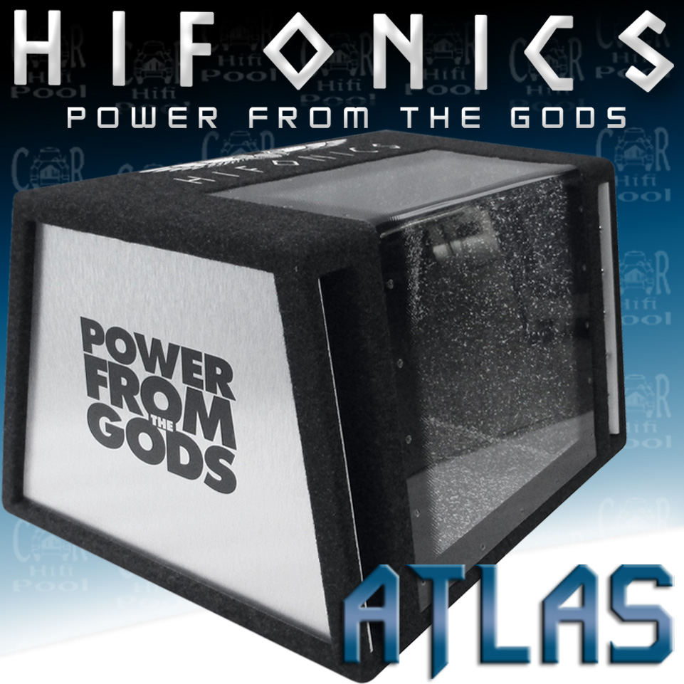 hifonics atlas atl 12bp e leergeh use f r atl 12d2 oder. Black Bedroom Furniture Sets. Home Design Ideas