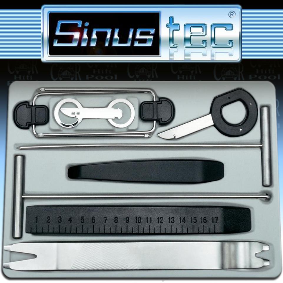 sinustec install tools einbau ausbau werkzeug radio. Black Bedroom Furniture Sets. Home Design Ideas
