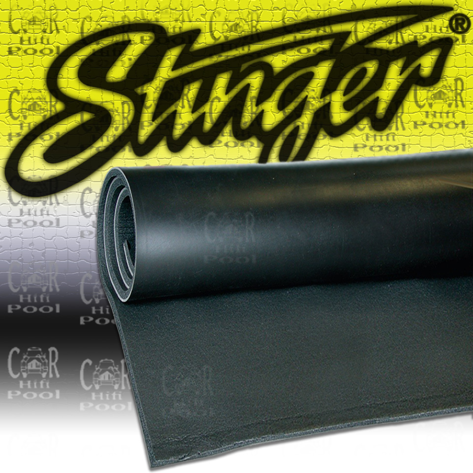 Stinger Roadkill RKCP12 Teppich  16mm Thermo Akustik
